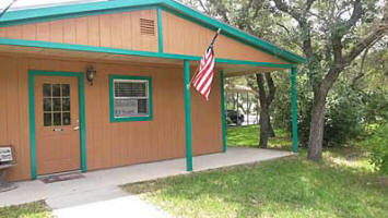 Enchanted Oaks RV Park in Rockport, TX - Our Office