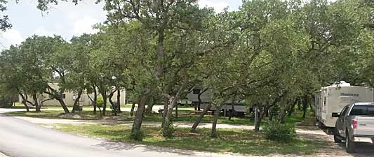 Enchanted Oaks RV Park in Rockport, TX - Blacktop Roads
